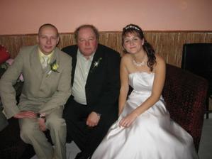 s manželovým tatínekm...