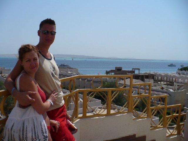 Martina Sramkova{{_AND_}}Martin Skriniar - svadobnu cestu sme stravili v egypte
