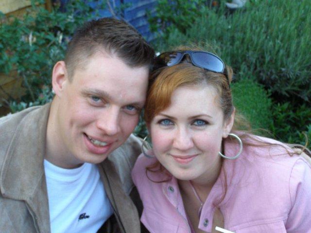 Martinka a Martinko - my dvaja zalubeni, po siedmych rokoch rovnako ako v prvy den