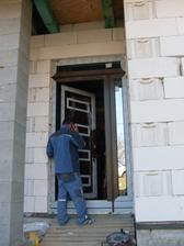 a naše dlho vyberané dvere :)