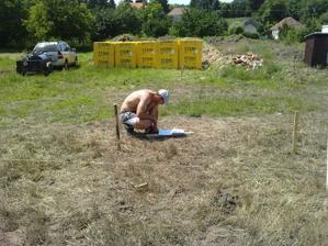 môj pán inžinier v akcii :)