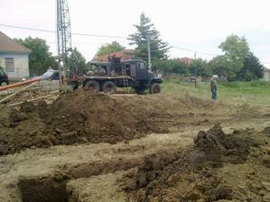 vŕtanie studne