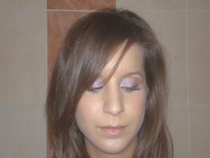 make up (po 8 hodinách)