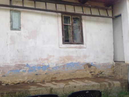 rekonštrukcia na 110% - zadný dom je spojený s prednou časťou