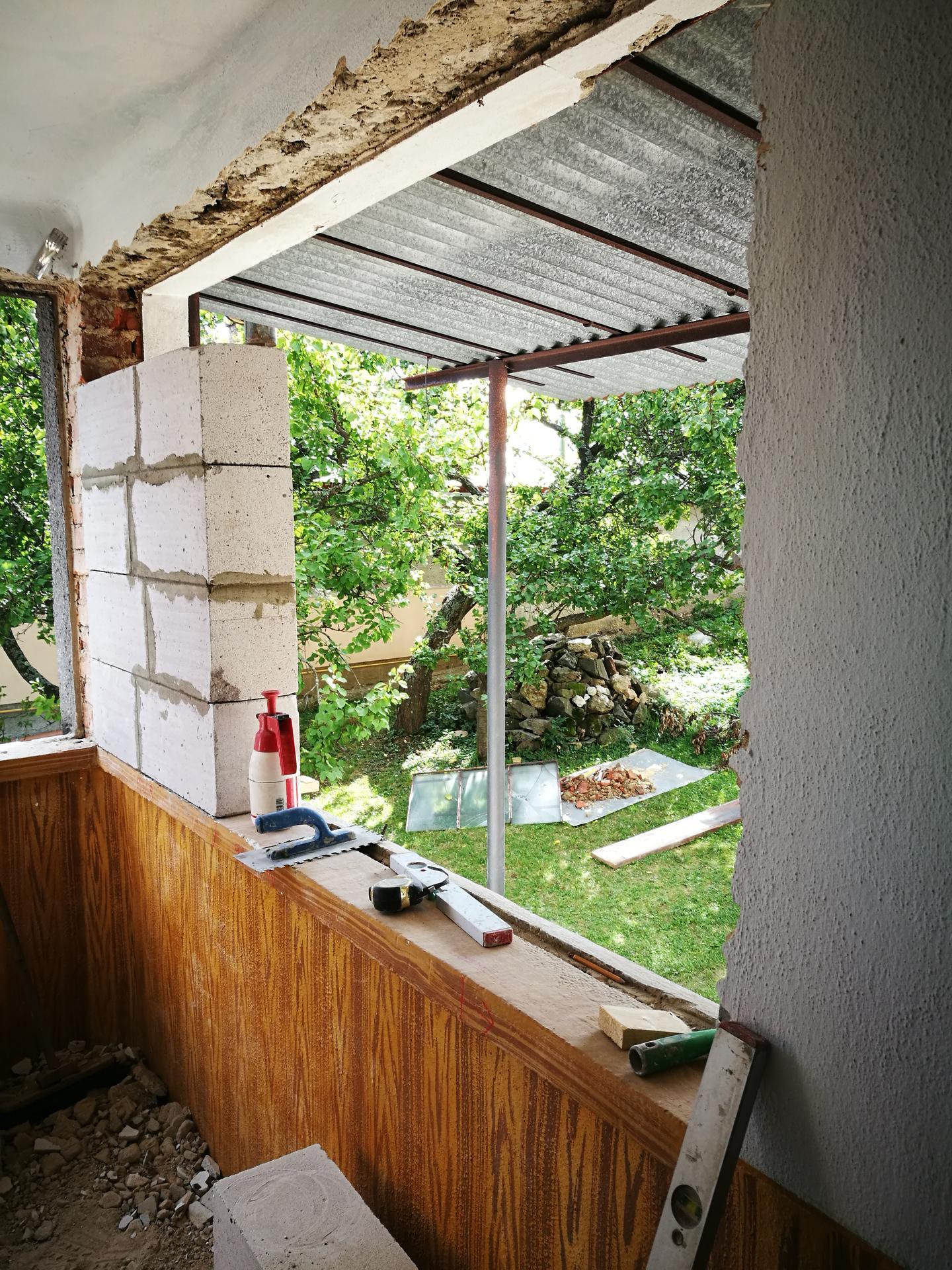 rekonštrukcia na 110% - Obrázok č. 27