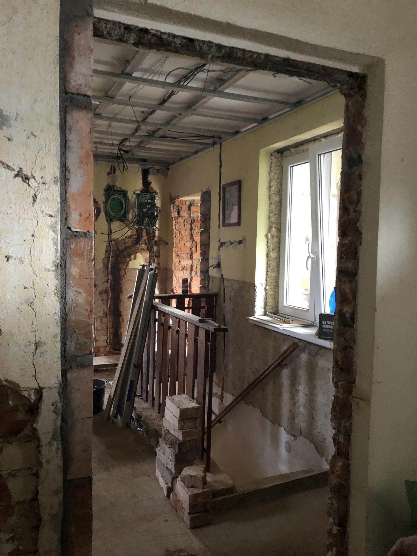rekonštrukcia na 110% - Obrázok č. 142