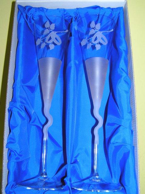 Hanka 7.7.2007 - takové skleničky jsme koupili v PZ mode, stály 700,-