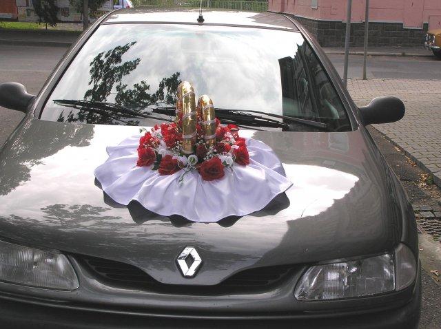 Hanka 7.7.2007 - na auto- krásná