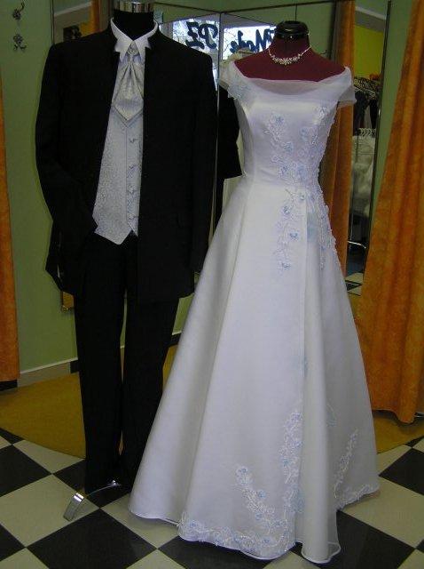 Hanka 7.7.2007 - taky krásná kombinace, i ty šaty :-)