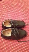 chlapecké černé boty, 19