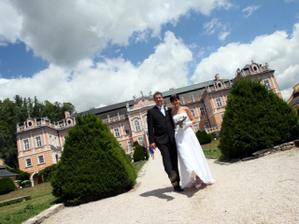 ........tváříme jako by to byl náš palác... :)