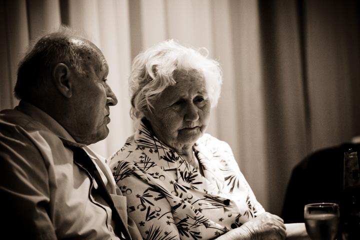 Svadba - moji starí rodičia