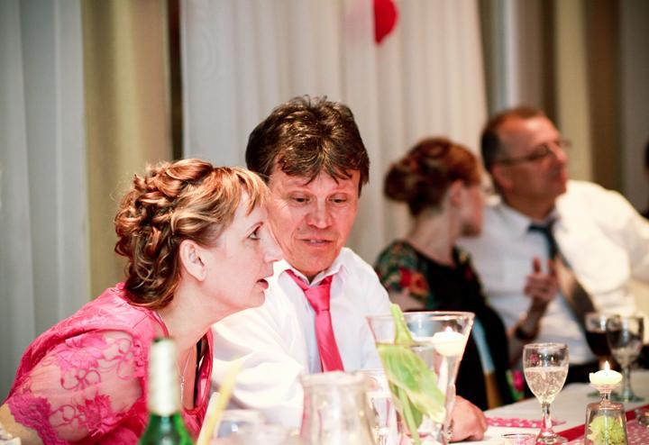 Svadba - moji rodičia.. Mamina sa asi práve dozvedela, čo sme dali za svadbu :-D