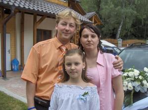 Můj Bráška s rodinou:-))