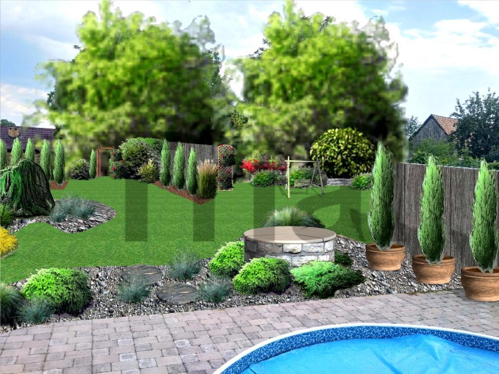 Návrhy zahrad II - Obrázok č. 1