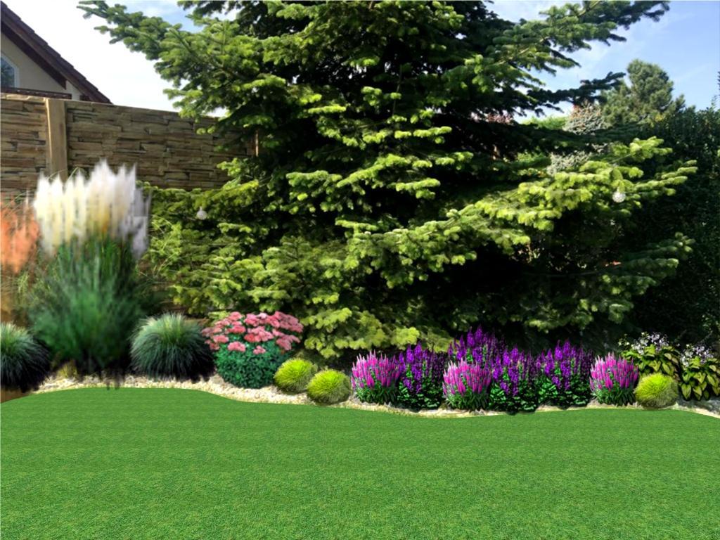 Návrhy zahrad II - Obrázok č. 2