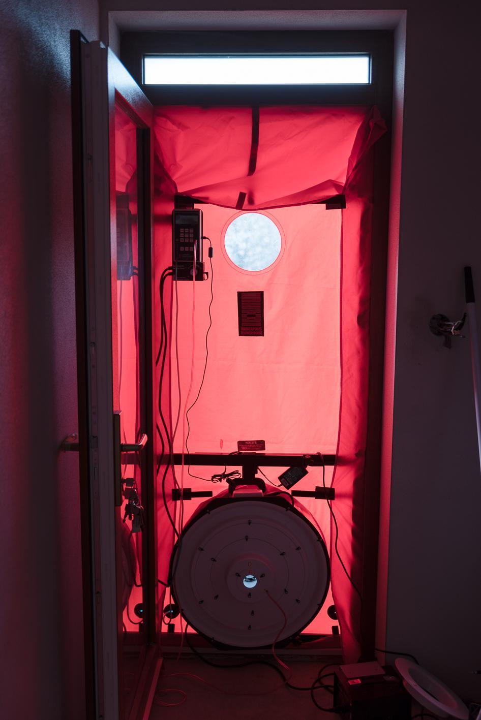 Blowdoor test - Obrázok č. 1