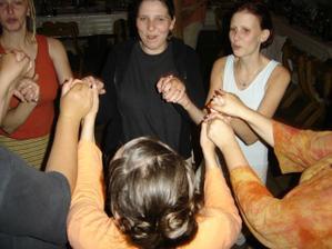 ...a s holkama z ústeckých kolejí... lepší společnost jsem na výšce ani nemohla mít, než jsou ony!