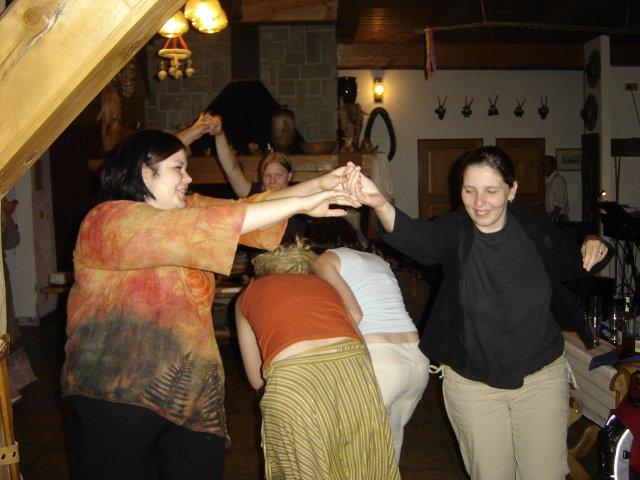 Pali Veselá{{_AND_}}Honza Bortel - S ústeckýma holkama byla prostě zábava...