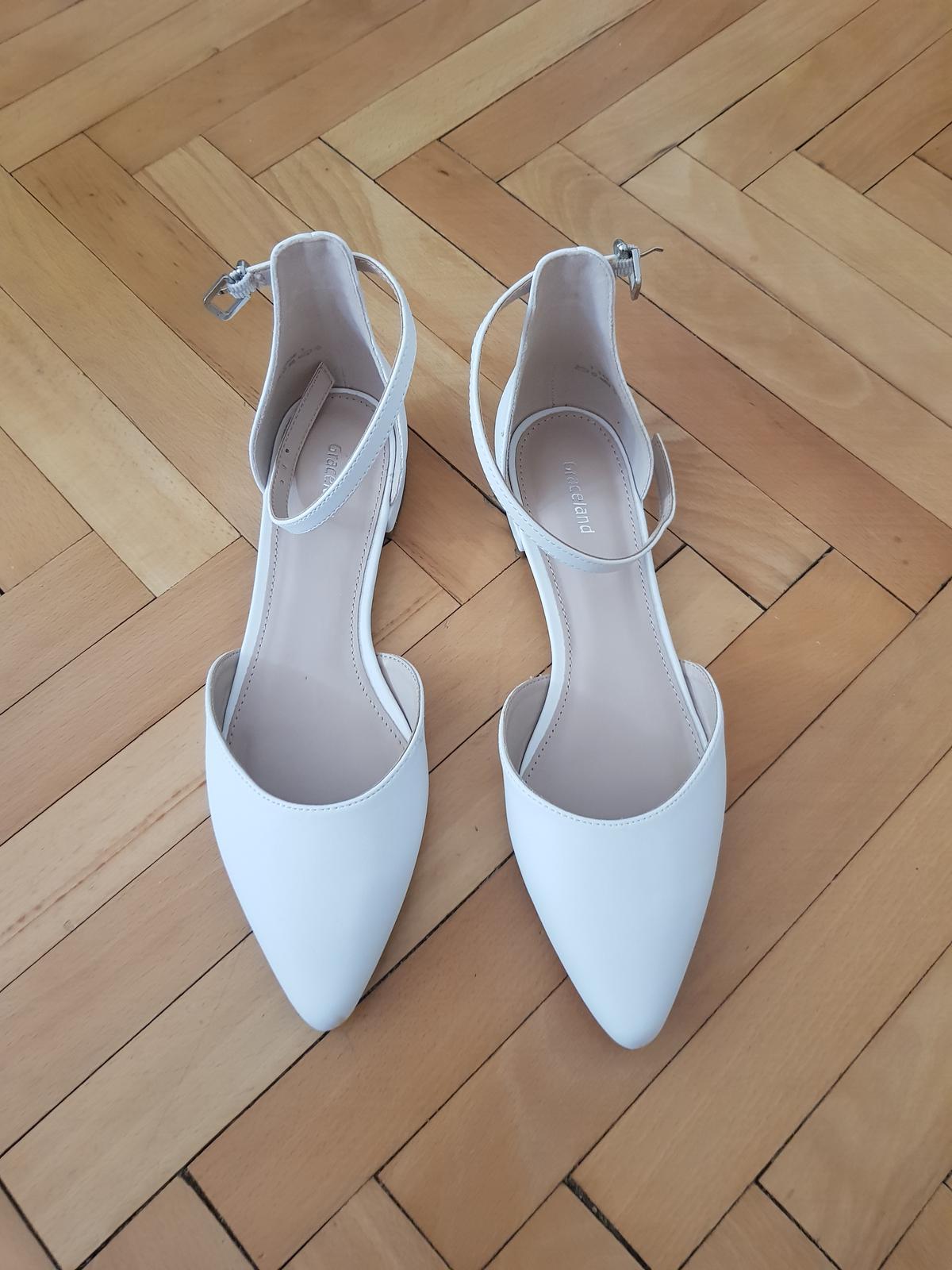 Biele baleríny - Obrázok č. 2