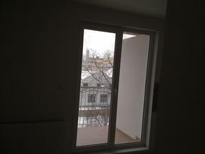 okno kuchyna...