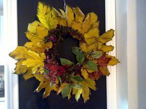 jesen u nas doma... :)