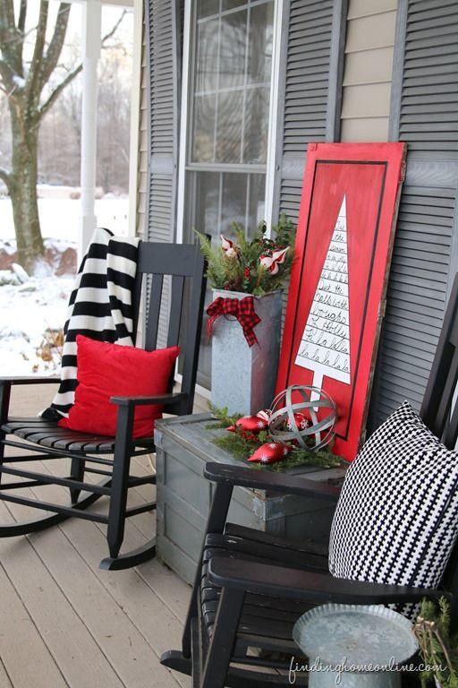 White,black, red christmas..... - Obrázok č. 1