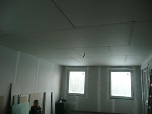 tak stropy skoro hotové