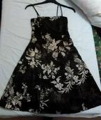 Kvetované šaty 36/37, 37