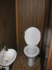 starý záchod