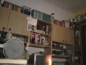 stara izba...dost tazko sa v nej udrziaval poriadok :D