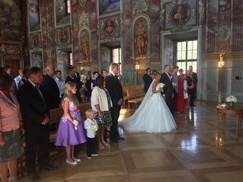 brckoun - Svatba 10.9.2016 Trojský zámek Praha