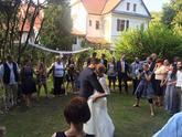 Svatba 2.9.2016 Trojanův mlýn