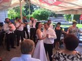 Svatba 5.7.2016 Kalikovský mlýn Plzeň
