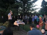 Svatba 1.6.2016 Hotel U Pramenů Plzeň