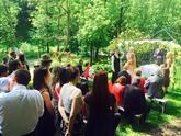 Svatba 28.5.2016 Černodolský mlýn