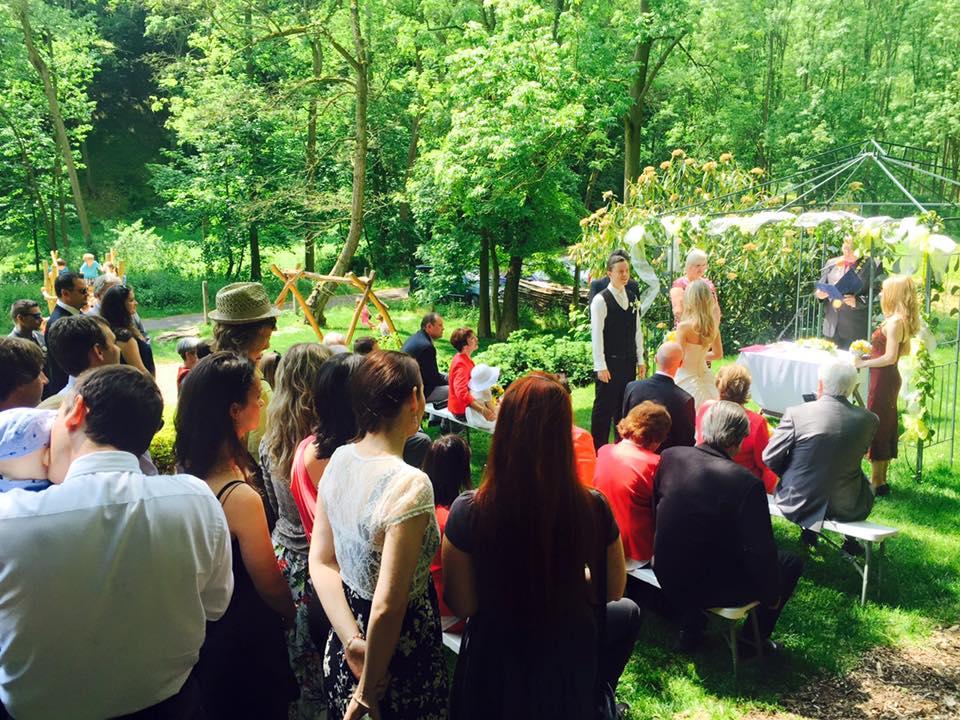 brckoun - Svatba 28.5.2016 Černodolský mlýn