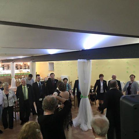 brckoun - Svatba 6.2.2016 Zámek Libouň