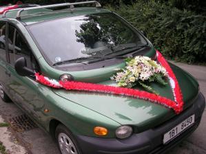 naše roztomilé autíčko