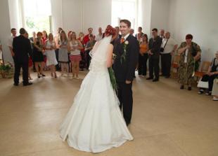 Zachvátla mě panika a málem ze mě byla nevěsta na útěku :-)