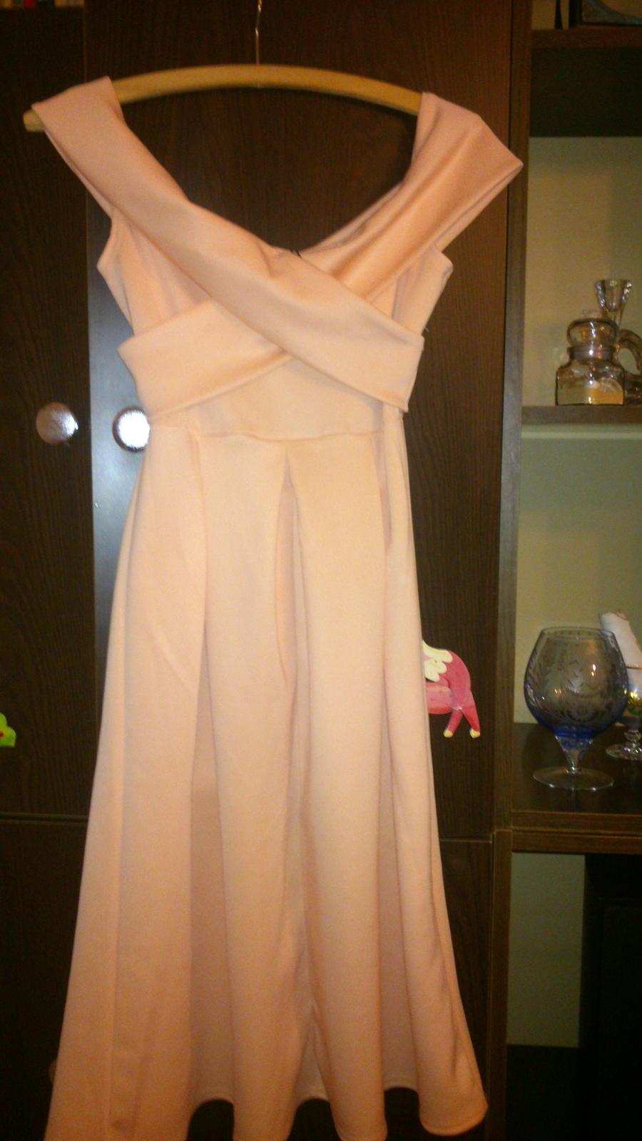 Spoločenské šaty 40 - Obrázok č. 1