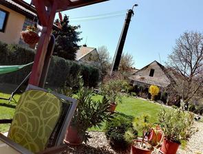 dnešní krásný den strávený venku