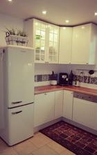 retro lednice ...miluju ji :-)