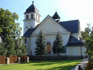 A kostolík kde 13.septembra 2014 sa vydám za muža môjho života :)