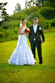 Romantické svadobné šaty, 36