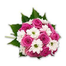 Moje krásná kytička, ale zvolila bych světlejší odstín růžové.