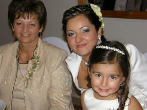 Ja s maminkou a Kaylinečkou