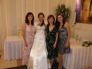 Moje najdrahšie tri sestričky