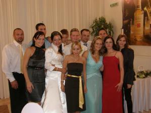 Sestranice a bratranci s partnermi