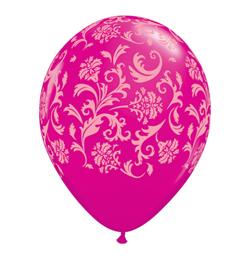 """""""prisnil sa mi sen,"""" - balóny"""